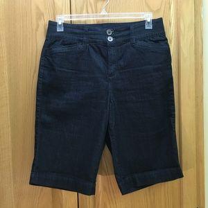 Christopher & Banks women's jean shorts